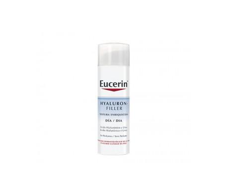 Eucerin™ Hyaluron-Filler crema da giorno a texture arricchita 50ml