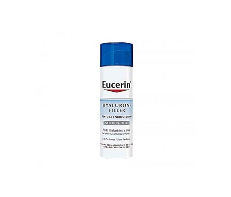 Eucerin™ Hyaluron-Filler enriched texture night cream 50ml