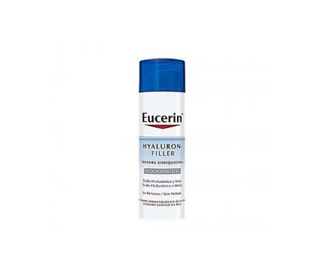 Eucerin® Hyaluron-Filler textura enriquecida crema de noche 50ml