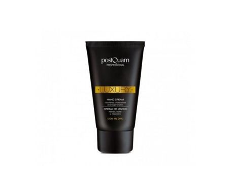 Postquam Luxury Gold Crema De Manos Tubo 75ml