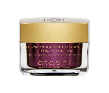 Atashi Terapia Antioxidante Longévité crema regenerante 50ml