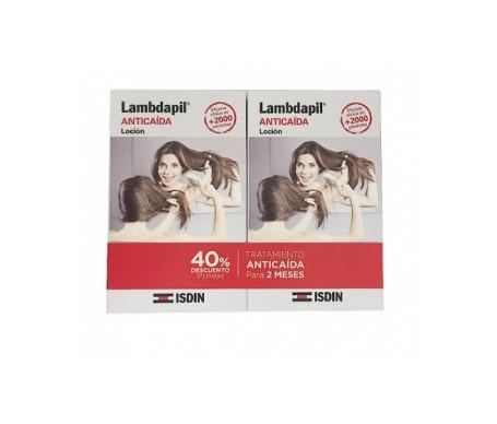 Lambdapil Pack perdita capelli lozione 2x20monodosis