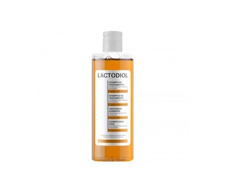 Shampoo al lattodiolo per la colorazione dei capelli con vitamina E 400ml