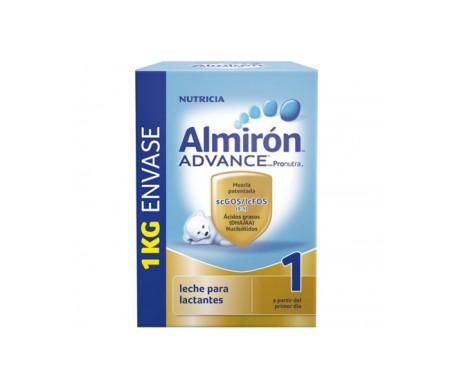 Almirón Advance Pronutra 1 1000g