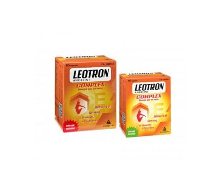 LEOTRON COMPLEX PACK 4 MONTHS + Gift
