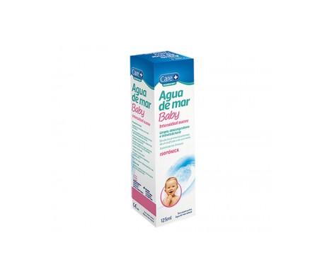 Care+ Agua De Mar Baby Intensidad Suave Isotónica 125ml