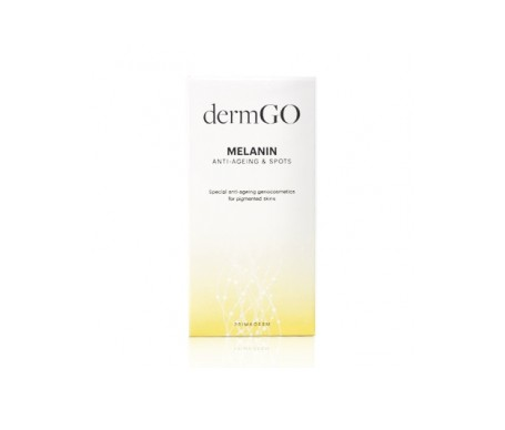 Dermgo The One Melanin Resplandor & Luminosidad 30ml