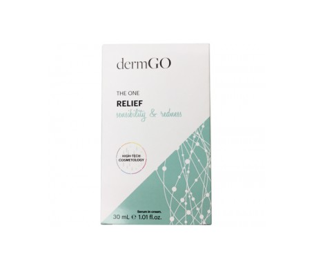 Dermgo The One Relief Sensibilidad & Rojeces 30ml