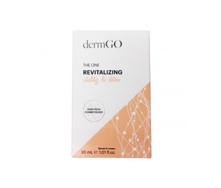 Dermgo The One Revitalizing Vitality & Detox 30ml