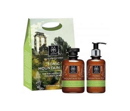 Apivita cofre Tonic Mountain Tea