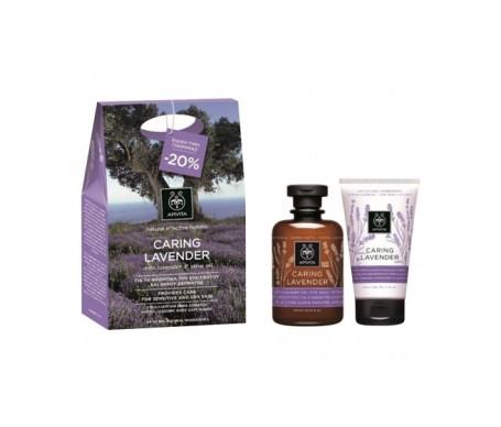 Apivita cofre Caring Lavender