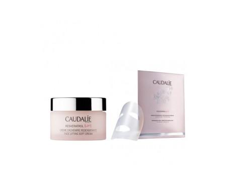 Caudalie Resveratrol Kamillen-Lifting-Nachtcreme50ml + Geschenk