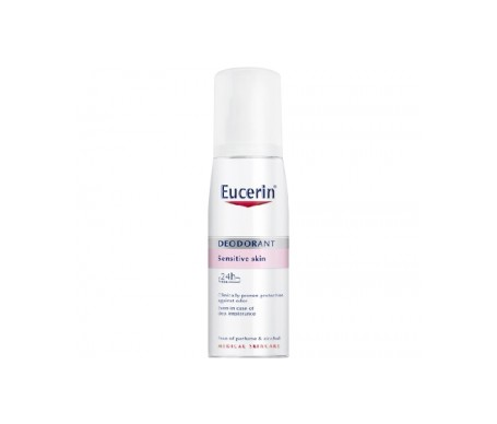 Eucerin Desodorante Bálsamo Spray 75ml