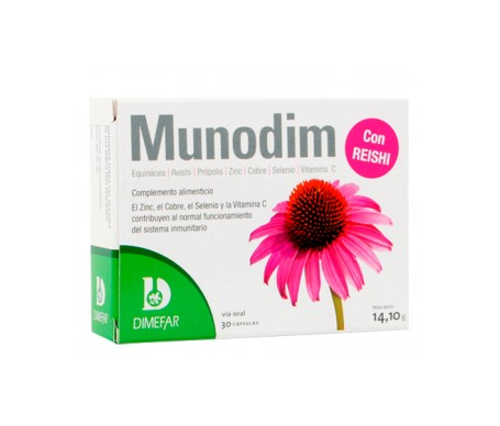 Dimefar Munodim 30Cáps