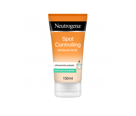 Neutrogena Visibly Clear® Spot Proofing™ Crema Exfoliante 150ml
