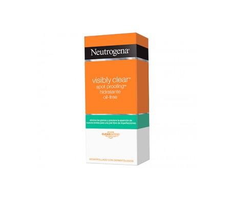 Neutrogena Visibly Clear™ Oil Free Moisturiser 50ml