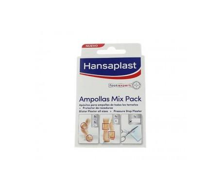 Hansaplast Ampollas Mix Pack 6 Uds