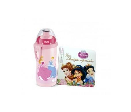 Nuk Junior Cup Princesas + Cuento