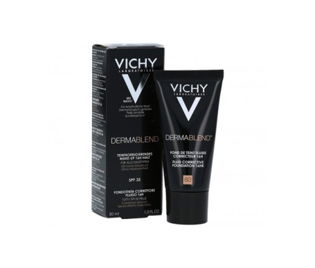 Vichy Dermablend Fluido Corrector Nº60 Amber 30ml