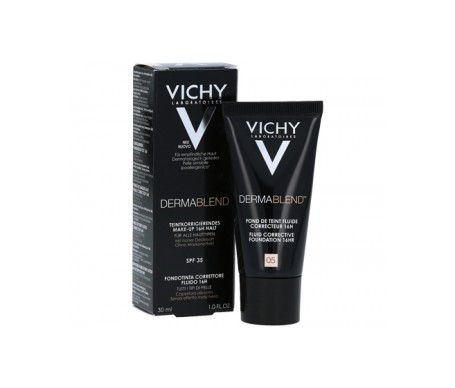 Vichy Dermablend Fluido Corrector Nº05 Porcelain 30ml