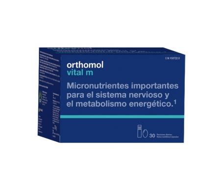 Orthomol Vital M 30 Vials