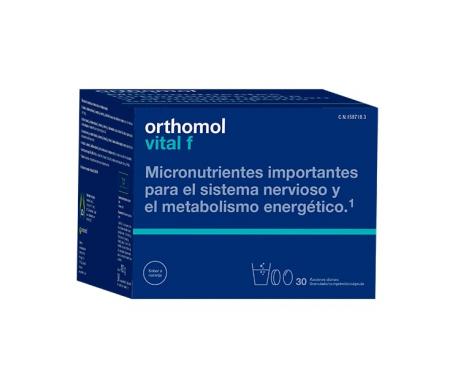 Orthomol Vital F 30 Envelopes