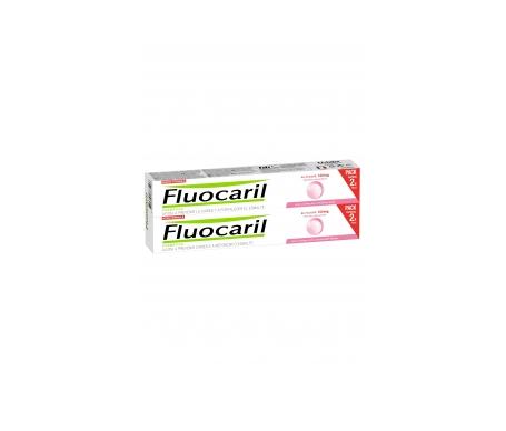 Fluocaril™ Bi-fluorure Sensitive Teeth Special Pack 2x75ml