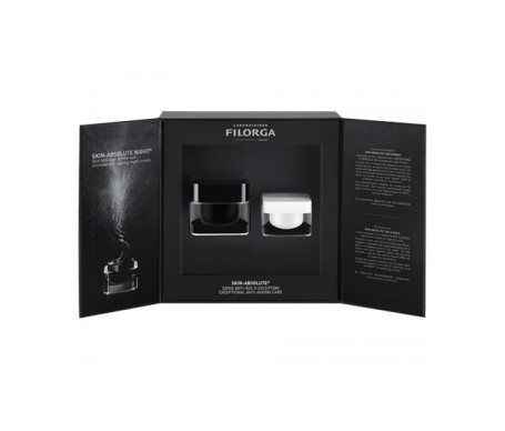 Filorga Skin Absolute Night 50ml+ Skin Absolute Gift Day 15ml