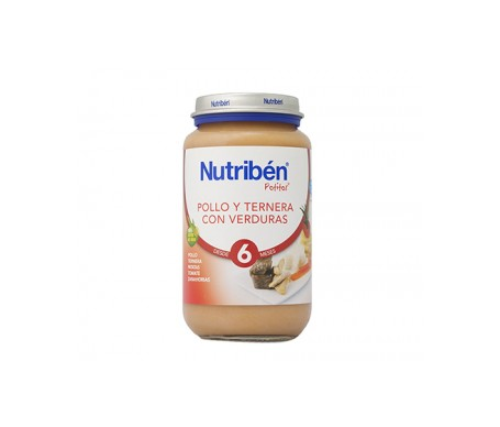 Nutribén™ Potito™ chicken