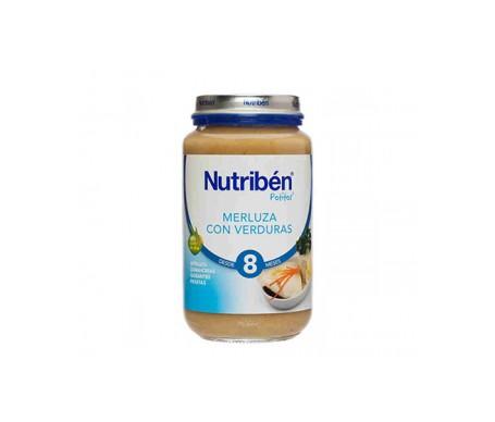 Nutribén™ Potito™ merluza y arroz 250g