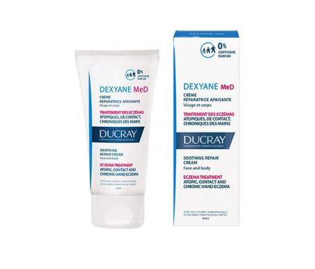 Ducray Dexyane Med Crema Reparadora Calmante 100ml