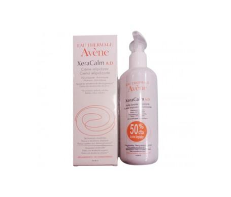 Avène Pack Xeracalm Crema Relipidizante 200ml +  Aceite Limpiador 400ml