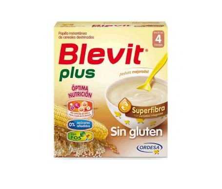Blevit® plus cereales sin gluten 600g