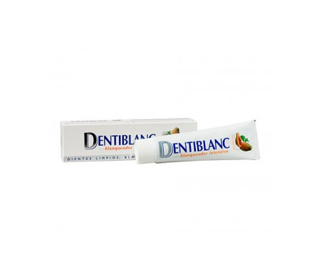 Dentiblanc pasta dental blanqueador intensivo 100ml