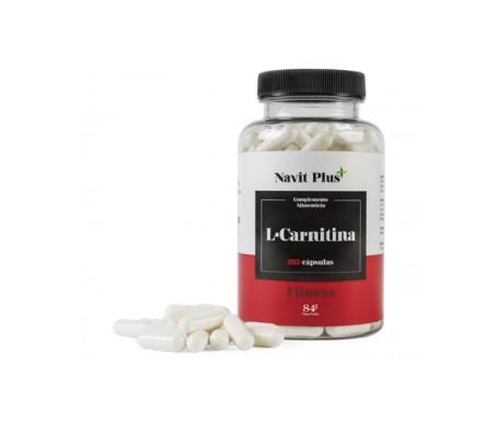 Navit Plus L-carnitina  120cáps