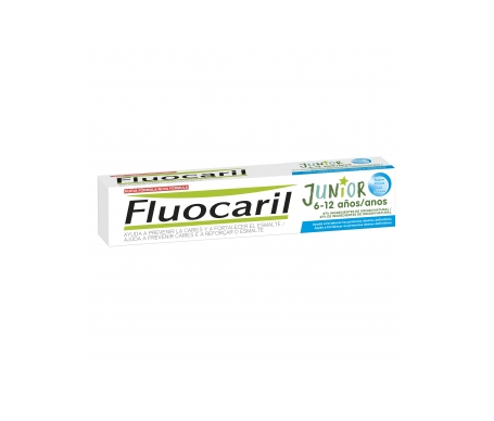 Fluocaril® Junior gel dentífrico sabor chicle 50ml