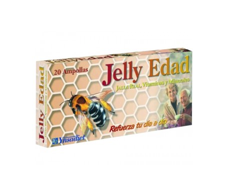 Jelly Edad 20 Ampollas