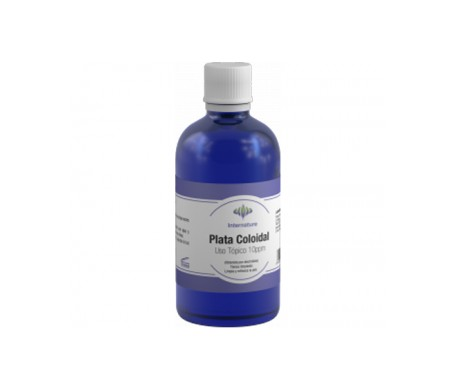 Internature Plata Coloidal 10ppm 100ml