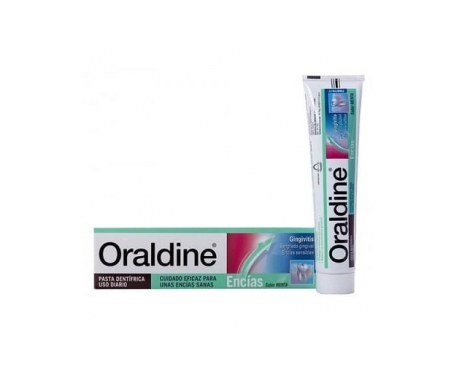Oraldine encías pasta dental 75ml