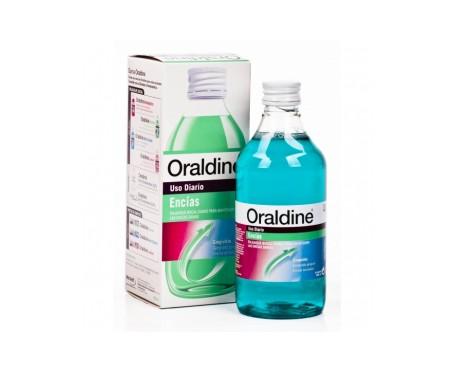 Bain de bouche gingival Oraldine 400ml