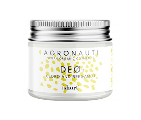 Agronauti DEØ 1.1 Desodorante Natural Cedro & Bergamota 50g