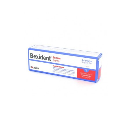 Bexident® Encías gel gingival clorhexidina 50ml