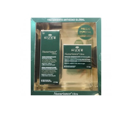 Nuxe Cofre Nuxuriance ultra sérum 30ml+ crema ultra enriquecida 50ml