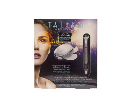 Talika Pack Time Control+eye Therapy Patch