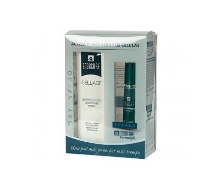 Endocare Pack Cellage crema 50ml + sérum Tensage 15ml