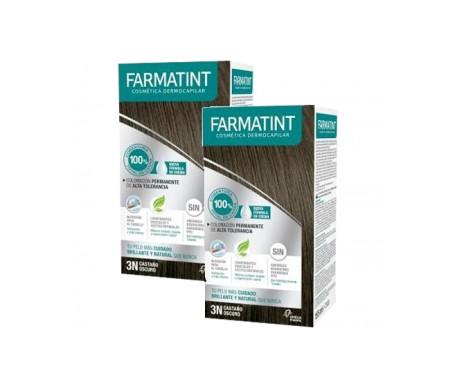 Farmatint 3N marrone scuro 2x150ml