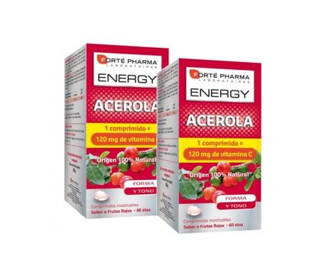 Forte Pharma Pack Acerola 2x60comp