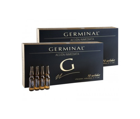 Germinal Ampoules Bergua Pharmacy Pack