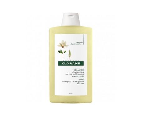 Klorane shampoo alla cera di magnolia 200ml