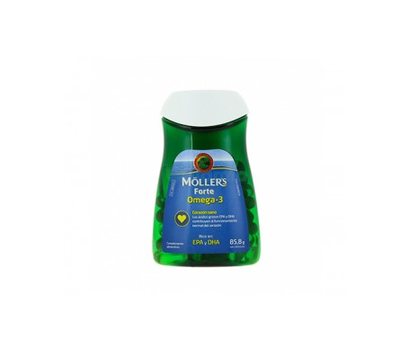 Moller's Forte Omega 3 60caps